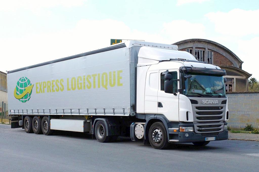 camion tautliner transport de marchandise France - Turquie - Europe