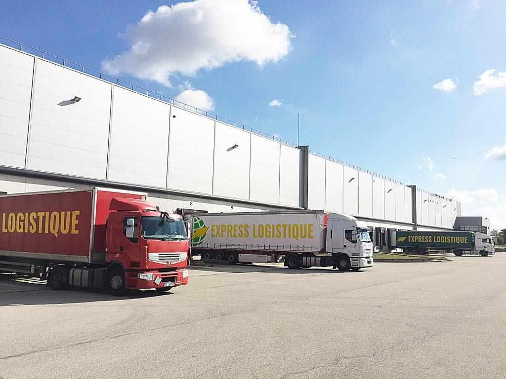 Transport de marchandise en France