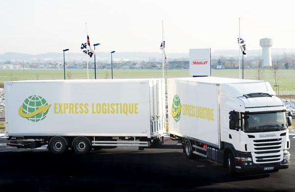 camion remorque transport de marchandise France - Turquie - Europe