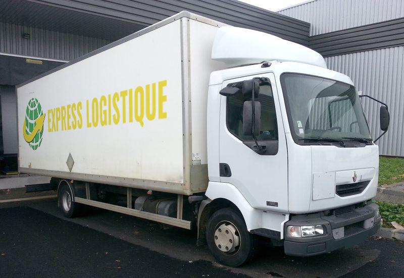 camion porteur trransport de marchandise France - Turquie - Europe