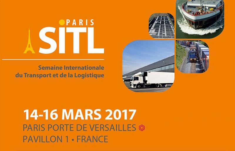 Transports routiers sitl et industrie 2017 deux salons for Salon transport et logistique