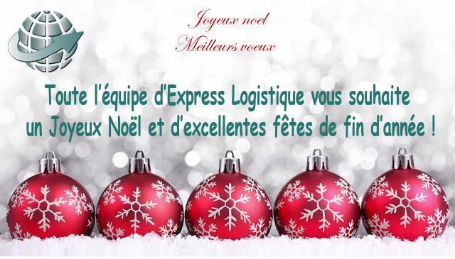 Joyeux Noël et bonnes fêtes de fin d'année !